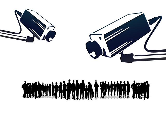 sledování lidí
